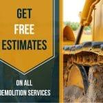 Big Easy Demolition CTA Button