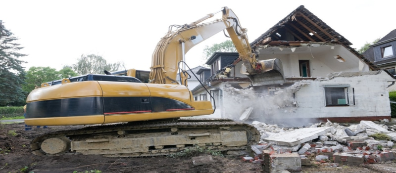 House Demolition In New Orleans - Big Easy Demolition