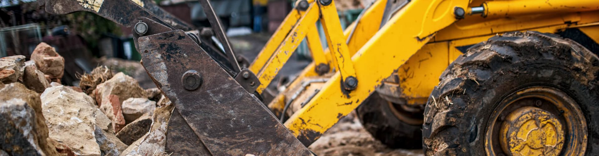 Concrete Removal Service in New Orleans - Big Easy Demolition