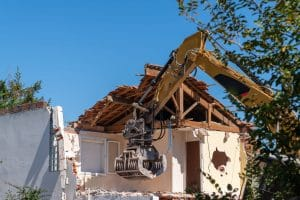 what is the average cost to tear down a house - Big Easy Demolition