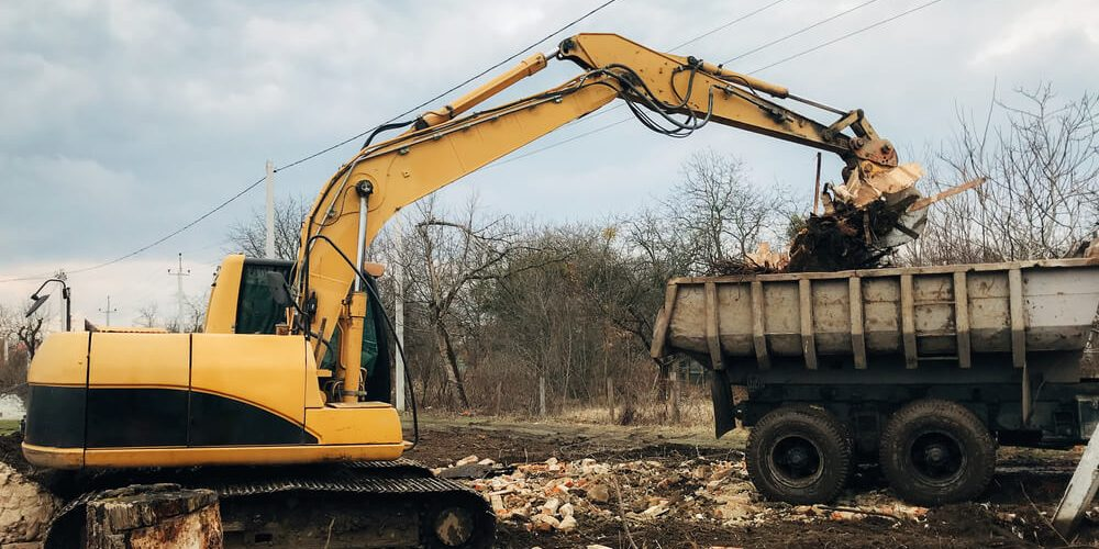 Best way to Clear Woods - Big Easy Demolition