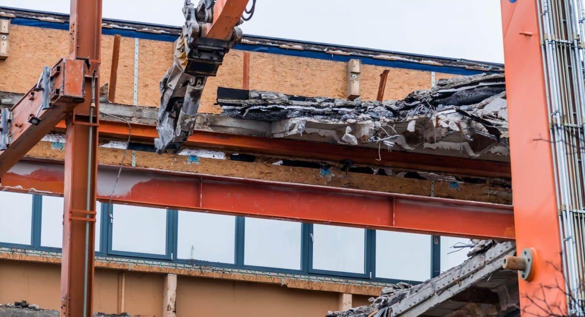 commercial demolition cost - Big Easy Demolition