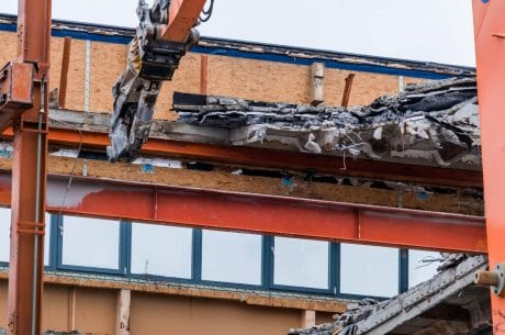commercial demolition cost - Big Easy Demolition