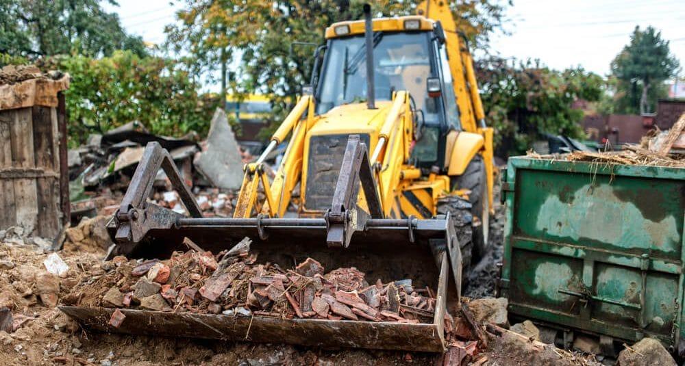 Demolition Waste Disposal - Big Easy Demolition