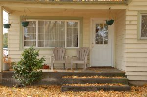 How to remove concrete patio attached to house- BigEasyDemolition.com