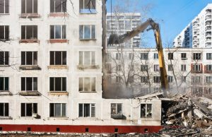 best time to demolish a building