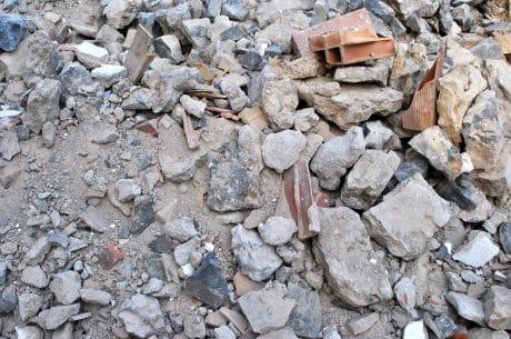 Demolished house - Big Easy Demolition