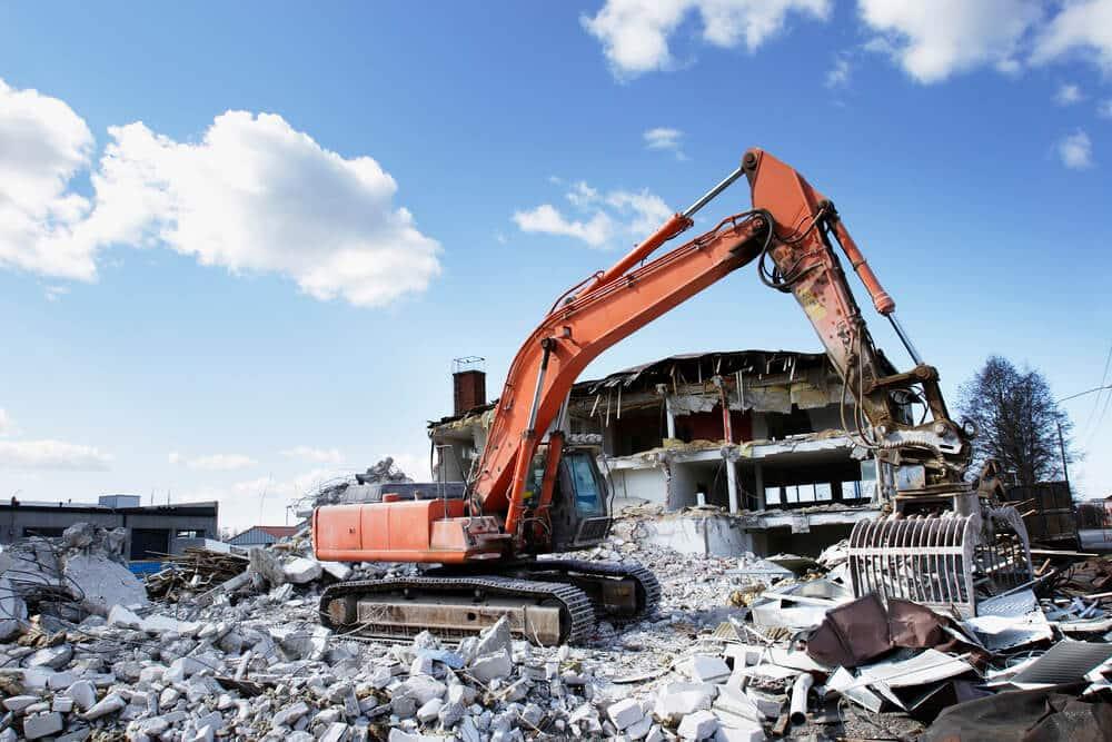 Demolished Building-BigEasy Demolition.com