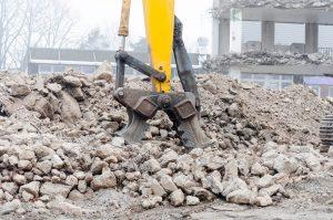 Demolition Excavator- BigEasy Demolition.com